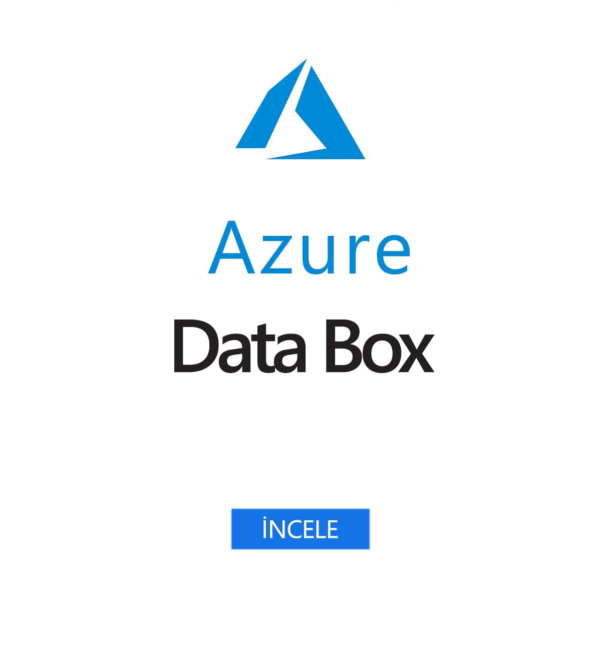 Azure Data Box