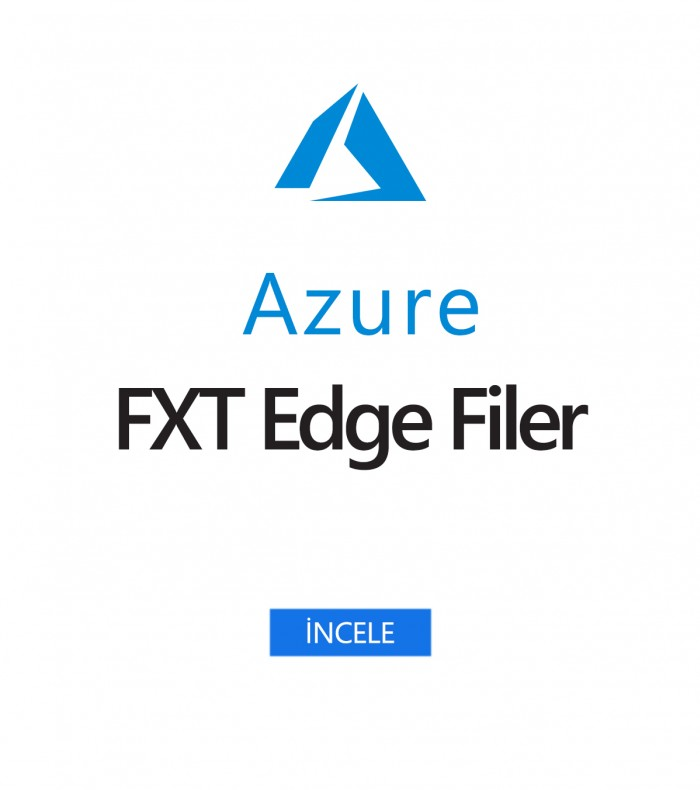 Azure FXT Edge Filer
