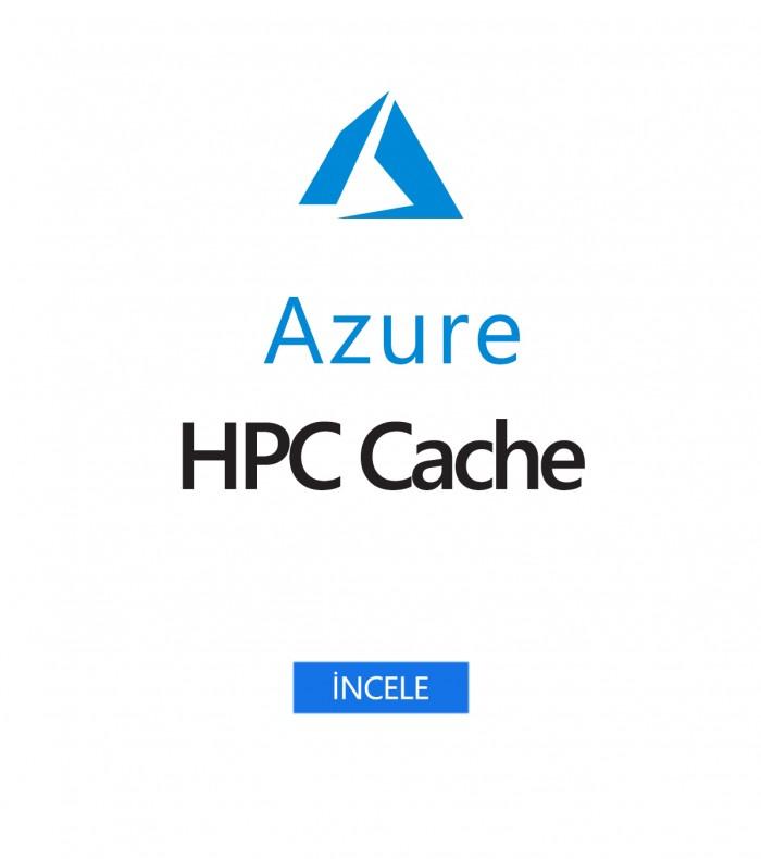 Azure HPC Önbelleği