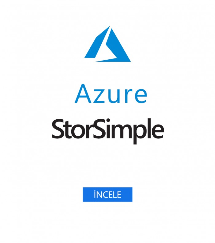 Azure StorSimple