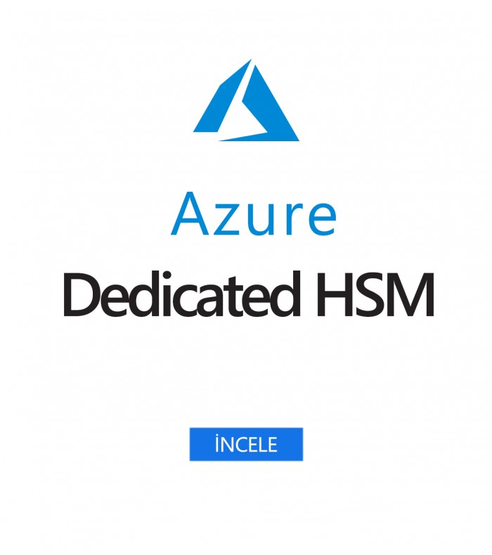 Azure Ayrılmış HSM