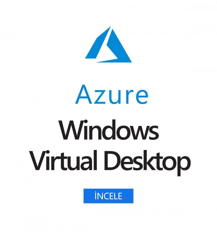 Azure Windows Sanal Masaüstü