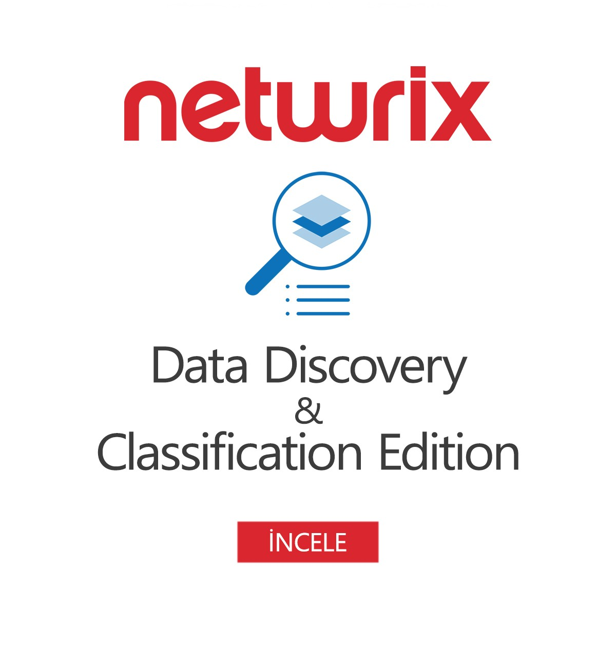 Netwrix Auditor Data Discovery & Classification Edition