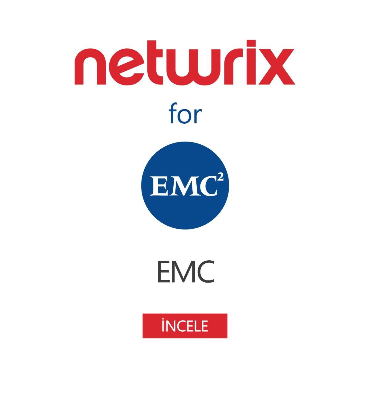 Netwrix Auditor for EMC