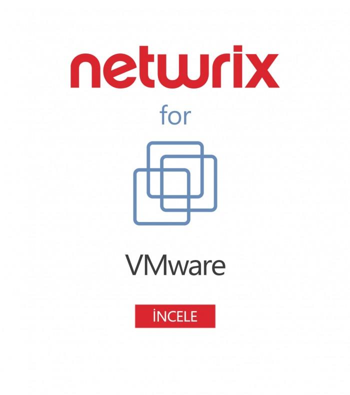 Netwrix Auditor for VMware