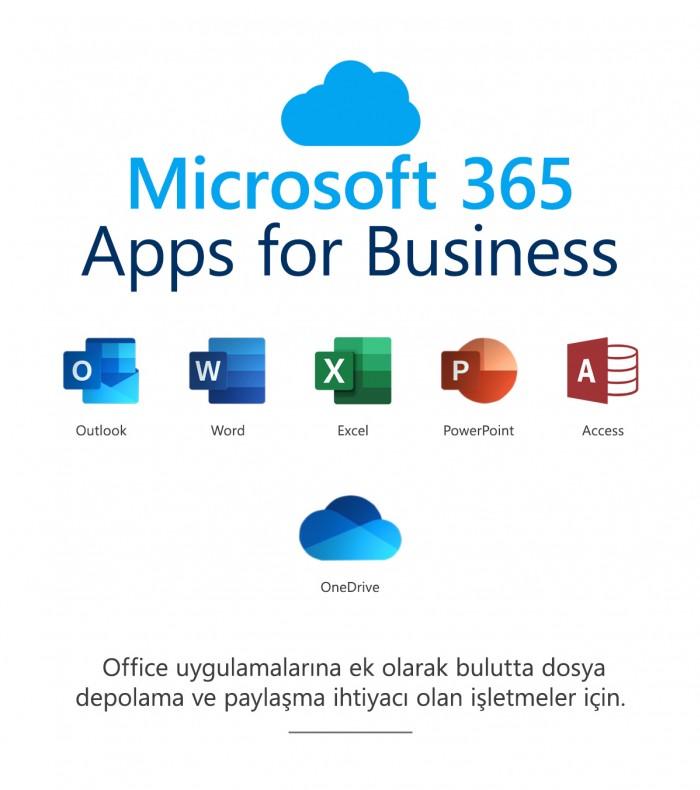 Microsoft 365 Uygulamaları (İşletmeler için)
