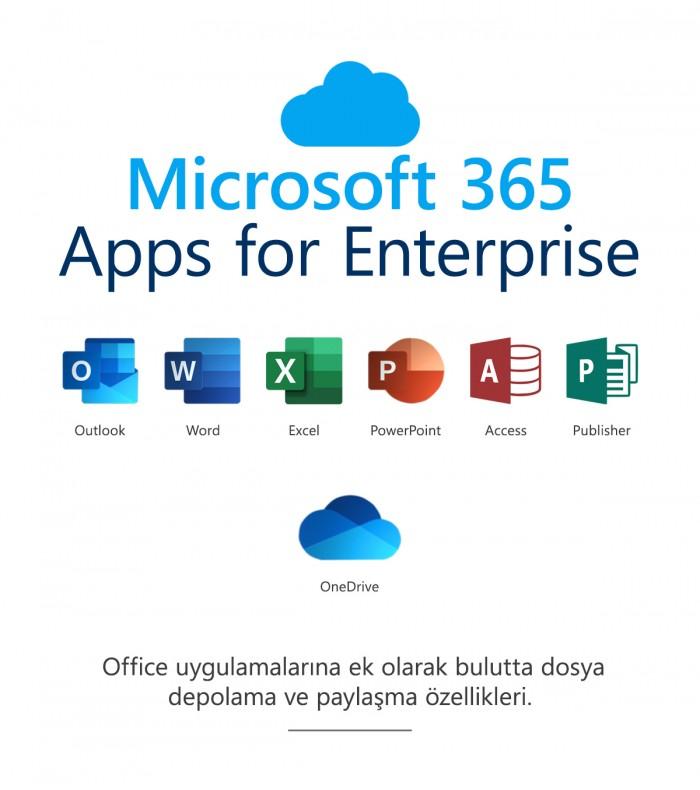 Microsoft 365 Uygulamaları (Kurumlar için)
