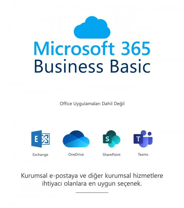 Microsoft 365 İş Temel