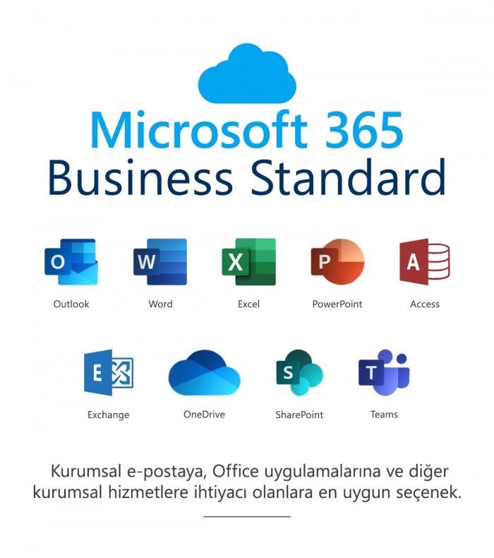 Microsoft 365 İş Standart
