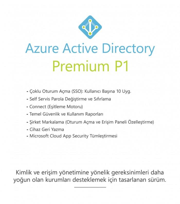 Azure Active Directory Premium P1