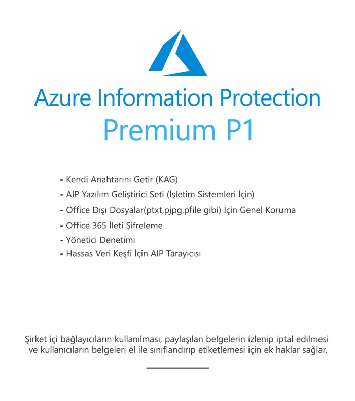 Azure Information Protection Premium P1