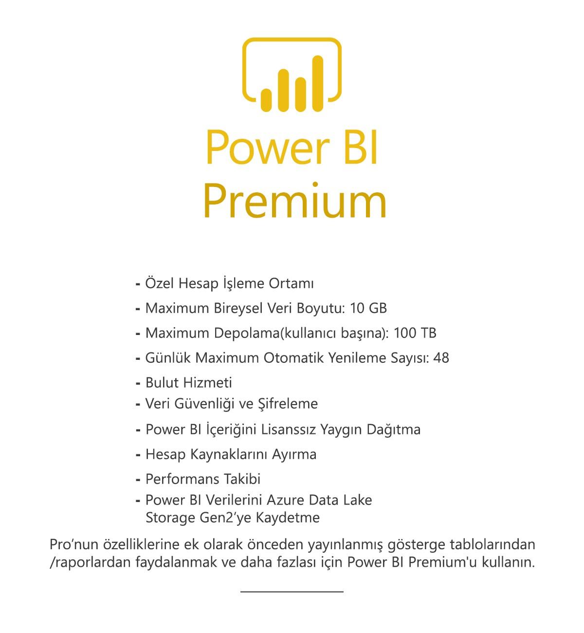 Power BI Premium