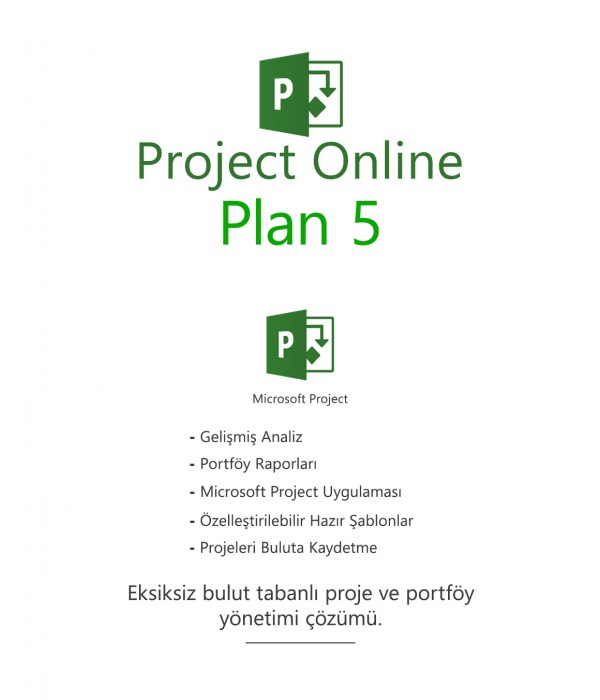 Project Online Plan 5