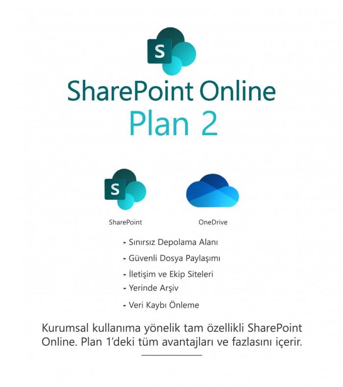 SharePoint Online Plan 2