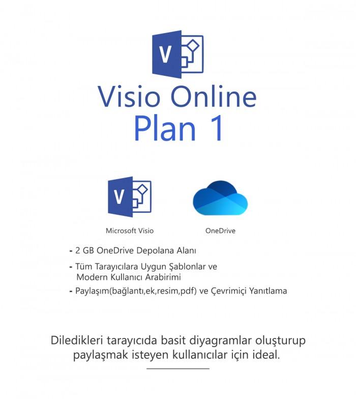 Visio Online Plan 1