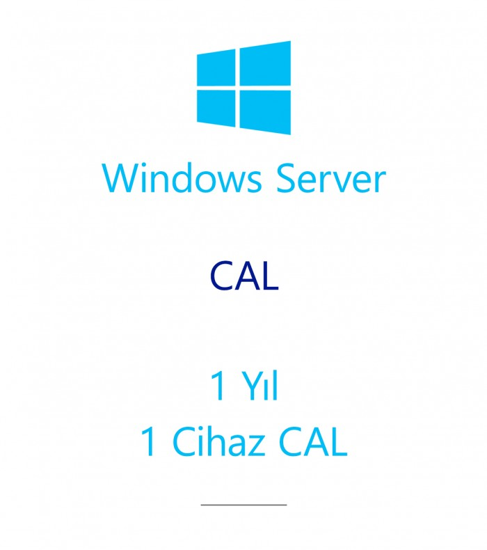 Windows Server  CAL 1 Year - 1 Device CAL