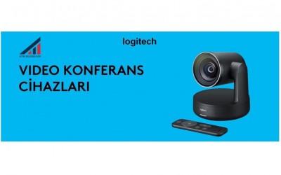 Logitech Video Konferans Çözümleri